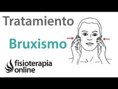 Bruxismo. Dolor y tensión de la mandíbula. Tratamiento con ejercicios, auto masajes y estiramientos. - YouTube