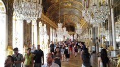 Versailles - Spiegelsaal Versailles, Europe, Travel