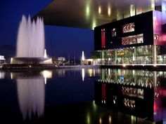 Lucerne Culture and Convention Center - Jean Nouvel