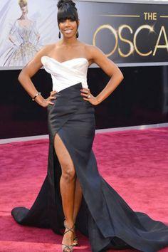 Kelly Rowland at 2013 Oscars