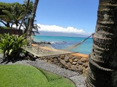 Polly Paia, Maui Hawaii Oceanfront Vacation Rental , Private Home Accommodations - Maui Tropical Vacations http://www.mauitropicalvacations.com/polly-paia-maui-oceanfront-rental.html