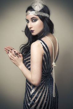 Postmodern Jukebox's Robyn Adele Anderson. Unknown photographer.