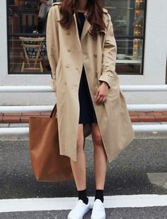 Trench and sneaks