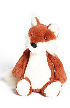 Jellycat 'Bashful Fox' Stuffed Animal | Nordstrom