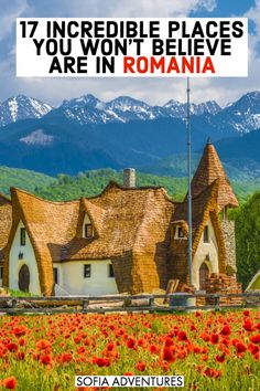 Want to travel Romania? We've covered the most beautiful places to visit in Romania, from Bucharest to Transylvania (Brasov, Sibiu, … Europe Travel Guide, Travel Tours, Travel Destinations, Shopping Travel, Nightlife Travel, Beautiful Places To Visit, Cool Places To Visit, Places To Go, Visit Romania