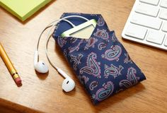 Upcycle neckties into functional phone cases and fun wreaths with our simple instructions.