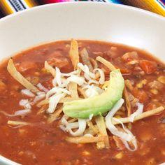 Crockpot Enchilada Dip