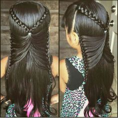 The Butterfly Braid #Musely #Tip