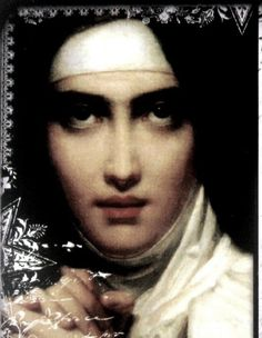 """""""There is no reason to give importance to anything that will come to an end."""" Theresa of Avila, Way of Perfection, Ch. 12"""