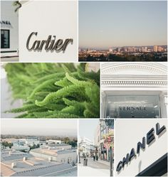 Cartier, Chanel, Rodeo Drive, Two Rodeo - all looking quite beautiful!