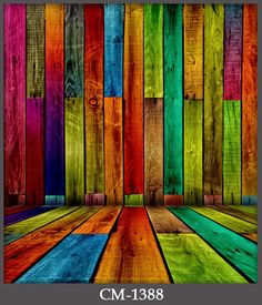 >> Click to Buy << Vinyl print colorful wood plank photography backdrops for model wedding photo studio portrait or party backgrounds CM-1388 #Affiliate