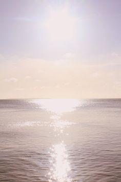 Lilac beach