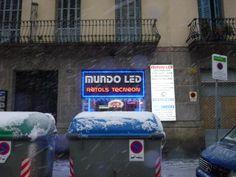 Tienda de rotulos tecneon en barcelona