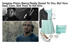 """""""Imagine Pietro Being Really Sweet To You, But Your Dad, Clint, Still Tries To Kill Him"""" by alyssaclair-winchester ❤ liked on Polyvore featuring Quiksilver, Glamorous, GUESS by Marciano, BERRICLE, River Island, Kate Spade and Dolce Giavonna"""