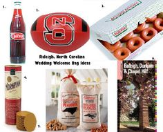 Bride Wars: Wedding Welcome Bags