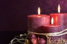 Thoughtless boring Christmas Gifts: Candles