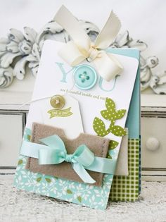 7/21/2012; Mesissa Phillips at 'lilybean's paperie' blog for PTI; a library pocket  mini book tutorial