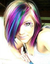 La vida está llena de colores
