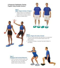 Try these exercises (based on proprioception) to increase your balance. They will help you to build a solid foundation and prevent injuries.