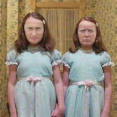 Double your outrage! It's easy! It's fun! And we're in for four years of these adorable tykes!