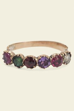 Erica Weiner Georgian Gemstone Regard Ring, available at https://ericaweiner.com/