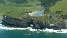Hole-in-the-Wall, just west of Coffee Bay on the Wild Coast. South Africa, Coast, River, Adventure, Coffee, Country, Wall, Outdoor, Image