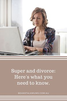 Superannuation is an area that most of us understand as a broad concept. Digging into the specifics can be overwhelming. However, if you and your partner have separated, now is the time for you to learn about your super and understand your partner's super. Co Parenting, Single Parenting, Separation And Divorce, Single Mum, Divorce And Kids, Household, Concept, Children, Tips