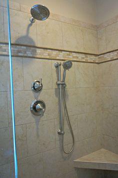 High Quality Moen Voss Line Tub Shower Unit...it STICKS OUT.   Bathroom Accessories    Pinterest   Shower Units, Bathroom Accessories And Tubs