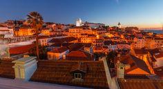Alfama Morning- Lisbon