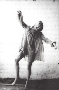 Nico at the Rock and Roll Castle 1969