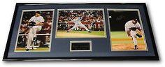 Roger Clemens Custom Framed 11x14 Photo Gorgeous! NY Yankees 20x42 GV 788282