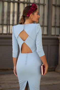 Event Dresses, Modest Dresses, Stylish Dresses, Fashion Dresses, Classy Dress, Classy Outfits, Fashion Sewing, I Dress, Blouse Designs