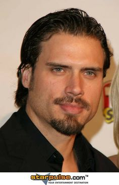 joshua+morrow | Joshua Morrow Pictures & Photos - 4th Annual TV Soaps Golden Boomerang ...