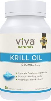Krill Oil Supplement - Antarctic Krill Oil 1250 mg, Crill Oil Omega 3 with Astaxanthin, DHA Supplements for Joint and Brain Health, No Fishy Taste & Easy to Swallow, 60 Capsules. Natural Add Remedies, Myrrh Essential Oil, Krill Oil, Lchf Diet, Ketogenic Foods, Cardiovascular Health, Oil Benefits, Natural Supplements, Fish Oil