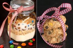 Christmas Gifts, Xmas, Diy Gifts, Muffin, Food And Drink, Pudding, Favorite Recipes, Cookies, Baking