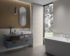 Galeria łazienek - zdjęcia, gotowe projekty - Domni.pl Bathroom Lighting, Mirror, Furniture, Home Decor, Bathroom Light Fittings, Bathroom Vanity Lighting, Decoration Home, Room Decor, Mirrors