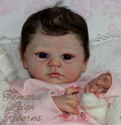 Tamara Auty Tamara Leigh Reborns Reborn Baby Girl Fake Baby Doll Lauri Elisa Marx