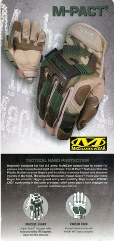 MultiCam from Mechanix Wear