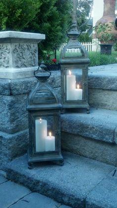 Fresh I love candle lanterns