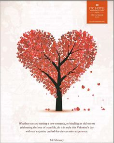 Celebrate your love in style, only at ITC Sonar, #Kolkata #ValentinesDay