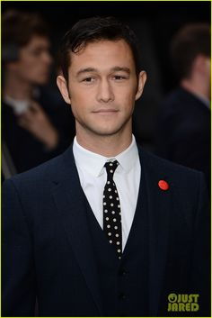 Oh, hey Robin.  Joseph Gordon. <3