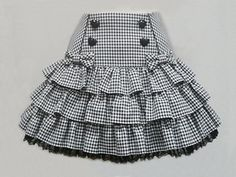 Noir Skirt