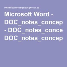 Microsoft Word - DOC_notes_conception_reseaux_ventilation_2011-07-06_MRNF.d… - DOC_notes_conception_reseaux_ventilation_MRNF.pdf