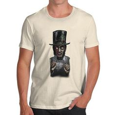 Zombie Abe Lincol...  http://twistedenvy.com/products/zombie-abe-lincoln-mens-t-shirt?utm_campaign=social_autopilot&utm_source=pin&utm_medium=pin   Shop for Amazing Art  Show your Creative side.  #Twistedenvy