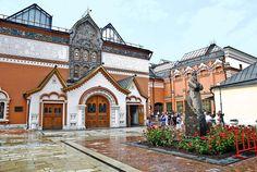В 1856 г. 159 лет назад основана Третьяковска галерея