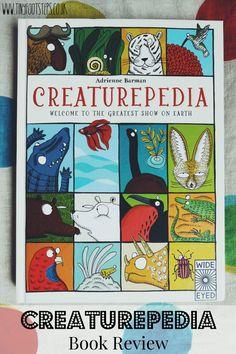 Creaturepedia Book Review