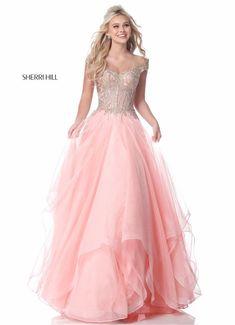 Vestidos modernos para quinceañeras 2017 Sherri Hill