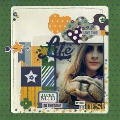 charmed life scrapbook layouts | Continue with Facebook Sign up with Email