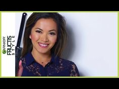 Textured Lob Hair Tutorial with Heart Defensor - Garnier Fructis
