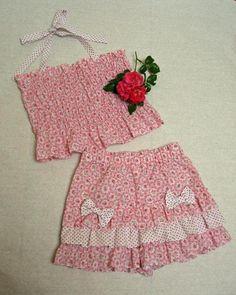 Silly Frilly Shorts Pattern | Craftsy